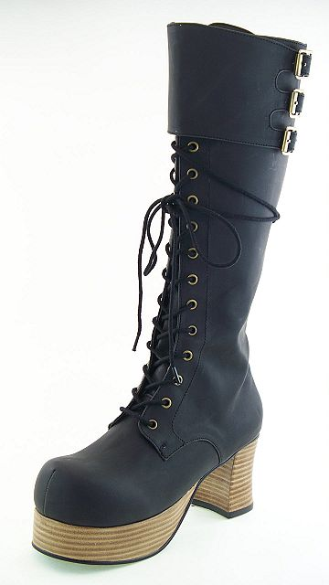 Sleek & Chic Calf Boots