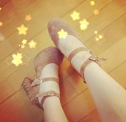 Liz Lisa Corset Pumps Heels