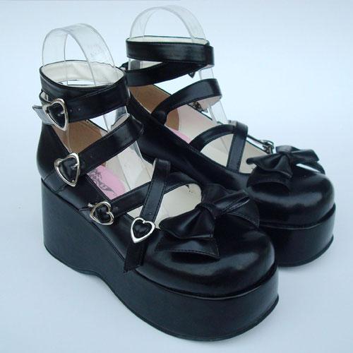 Lolita Strap Platform Shoes
