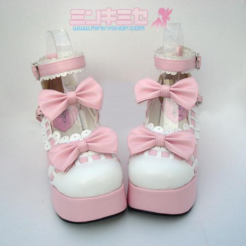 Sweet Lolita Cupcake Shoes