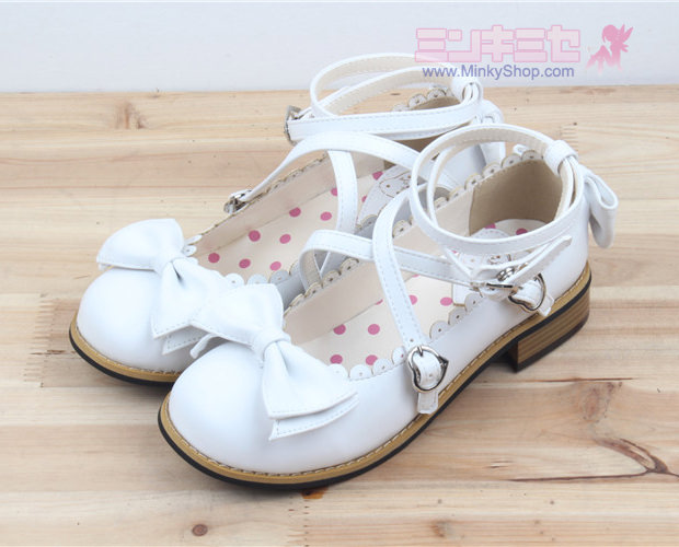 Sweet Lolita Tea Party Shoes