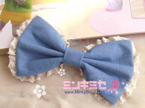 Cute Ulzzang Hair Bow